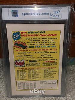 Journey Into Mystery #83 PGX 9.6 1966 1st Thor! GRR! WP! Free CGC mylar! K10 cm