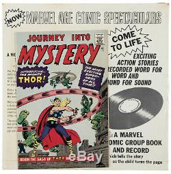 Journey Into Mystery #83 Unopened Sealed Record & Comic Looks To Be Cgc 9.8