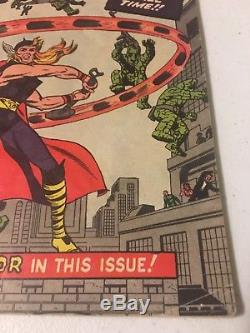 Journey Into Mystery #83 Very Good 4.0 1962 1st Thor Stan Lee Marvel