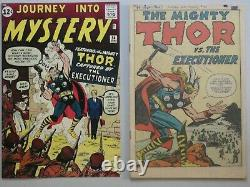 Journey Into Mystery #84 1st App. Jane Foster! 2nd App Thor 1962 Marvel Repr cov