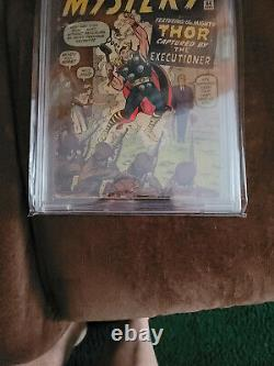 Journey Into Mystery 84 Cbcs 2.5. First Appearance Of Jane Foster