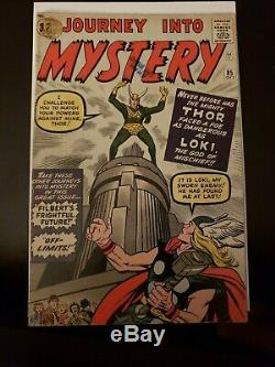 Journey Into Mystery #85 1953 Marvel Comic First Loki High Grade Complete! WP