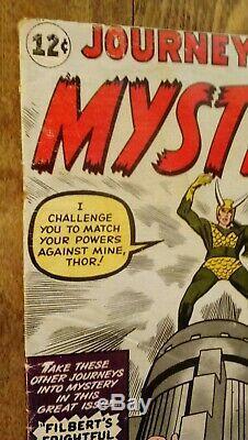 Journey Into Mystery #85! 1st Appearance Loki! 1962