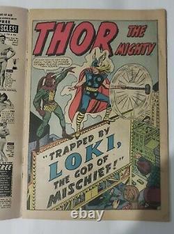 Journey Into Mystery #85 1st app Loki, Odin & Heimdall Very Nice Book(See Photos)