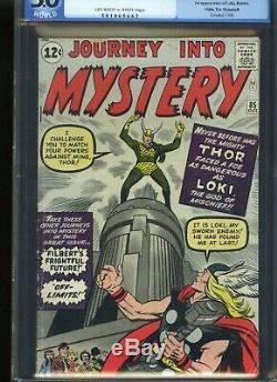 Journey Into Mystery 85 5.0 1st Loki