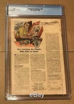 Journey Into Mystery #85 CGC 2.5 OW-W 1st Loki, Marvel 1962