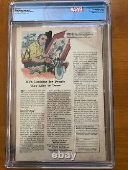 Journey Into Mystery 85 Cgc 4.0 First Appearance Of Loki, Odin, Asgard