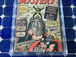 Journey Into Mystery #85 (Marvel 1962) CGC 2.5 1st Loki, Odin, Heimdall