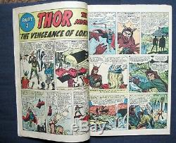 Journey Into Mystery #85 Rare Atlas Comic! Thor- 1st Loki Only One Owner