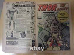 Journey Into Mystery #86 1962 Key 1st Odin App. 4th Mighty Thor, + 2 Atlas Shorts