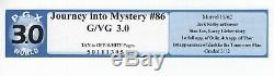 Journey Into Mystery #86 3.0 (former PGX) 4th Thor 1st Tomorrow Man 1962