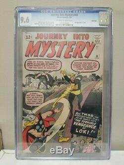 Journey Into Mystery #88 CGC 9.6