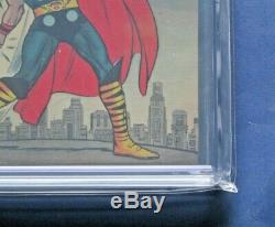 Journey Into Mystery #89 CGC 4.0 Classic Cover / Thor Origin Retold