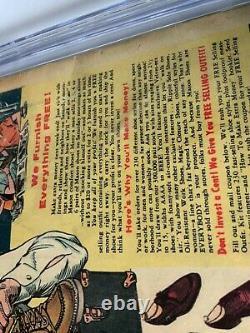 Journey Into Mystery 89 Cgc 2.0 Classic Thor Swinging Hammer Marvel Comics 1963