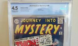 Journey Into Mystery # 89 (cbcs 4.5)
