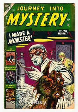 Journey Into Mystery #9 Atlas Classic Everett Cvr 1953