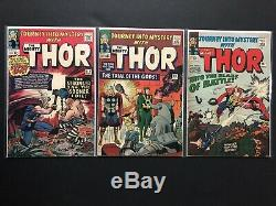 Journey Into Mystery #90-117 (1963-1965) 7 Book Lot