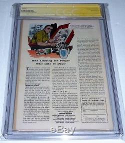 Journey Into Mystery #94 CGC SS Signature Autograph STAN LEE United Nations Book