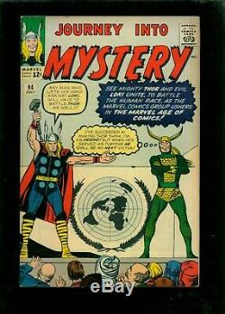 Journey Into Mystery 94 FN/VF