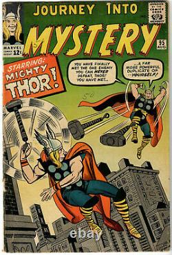 Journey Into Mystery #95 1963 VG/FN Thor vs. Thor Great Cover / Key Issue