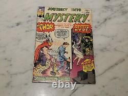 Journey Into Mystery # 99 1st Mr. Hyde & Surtur FN+/FN