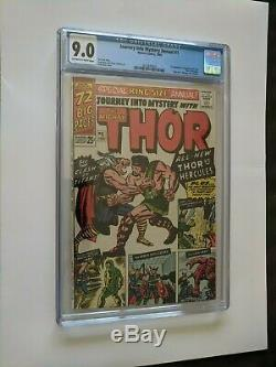 Journey Into Mystery Annual #1- CGC 9.0 -1st Hercules $. 99, NO RESERVE! RARE