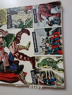 Journey Into Mystery Annual #1 Thor 1st Apps Hercules & Zeus