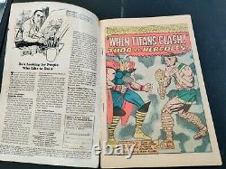 Journey Into Mystery Annual #1 Vg 1st Hercules 1965 Marvel Comics Mighty Thor