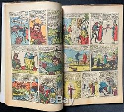 Journey Into Mystery Annual #1 (marvel, 1965) Silver Age