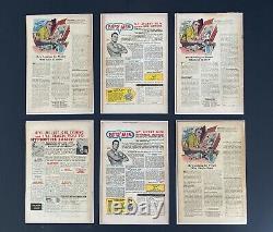 Journey Into Mystery Lot #84 CGC 2.5 & #96-#125 / Silver Age! Read description