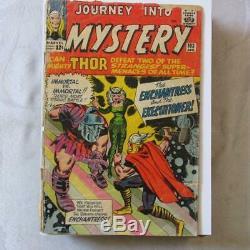 Journey Into Mystery (Thor) 103 FR/GD 1st Enchantress Movie SKU18476 25% Off