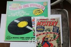 Journey Into Mystery (Thor) 83 VF- 1966 Golden Record & Comic 1st Thor SKU15634