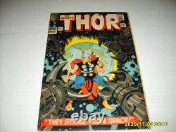 Journey Into Mystery Thor 9 Comic Lot # 124 125 128 130 131 135 141 154 162 Jim