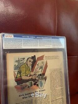 Journey Into Mystery To # 103 CGC 4.0 Key 1st Appearance Of Enchant. Execu