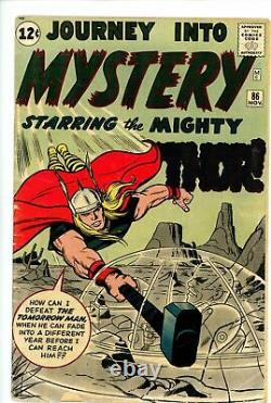 Journey Into Mystery Vol 1 86 G/VG