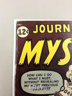 Journey Into Mystery (thor) 84, F (6.0), 1962 Marvel, 1st Appearance Jane Foster