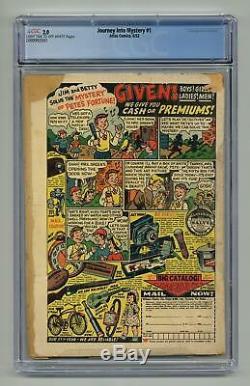 Journey into Mystery #1 1952 CGC 2.0 2000992001