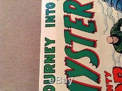 Journey into Mystery #101 (Feb 1964, Marvel) - 8.0 VF 2nd avengers X-over