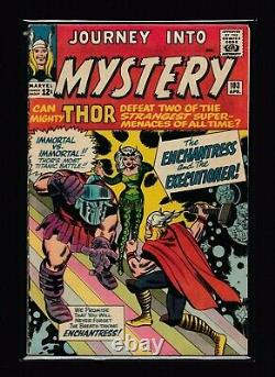 Journey into Mystery #103 (FN) 1st appearance of Enchantress & Executioner