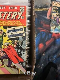 Journey into Mystery 103 Nice Copy