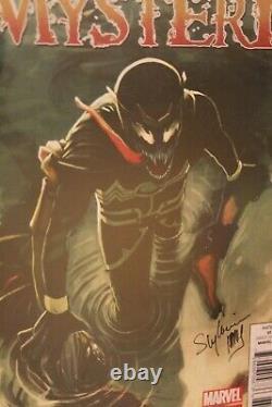 Journey into Mystery #633 CGC 9.8 Signed Hans Venom Kid Loki 150 Variant only 1