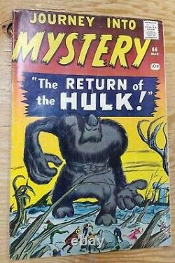 Journey into Mystery #66
