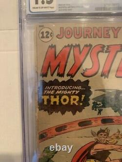 Journey into Mystery #83 (1962) CGC 1.5 1st App. Of Thor
