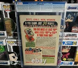 Journey into Mystery 83 CGC 3.0 OWithW Pages 1st Appearance Of THOR