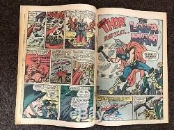 Journey into Mystery #83 The Mighty Thor, Golden Record Reprint, 1966 Comic only