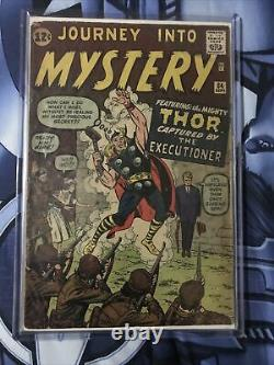 Journey into Mystery 84 2nd Thor 1st appearance of Jane Foster