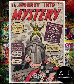 Journey into Mystery #85 (A Marvel N) VG+! HIGH RES SCANS