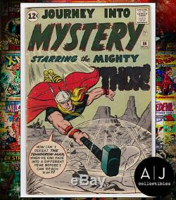 Journey into Mystery #86 (A Marvel N) VG! HIGH RES SCANS