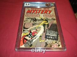 Journey into Mystery #88 marvel 1963 silver age 2.5/gd+ CGC comic! 2ND LOKI! OWP