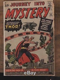 Journey into mystery 83